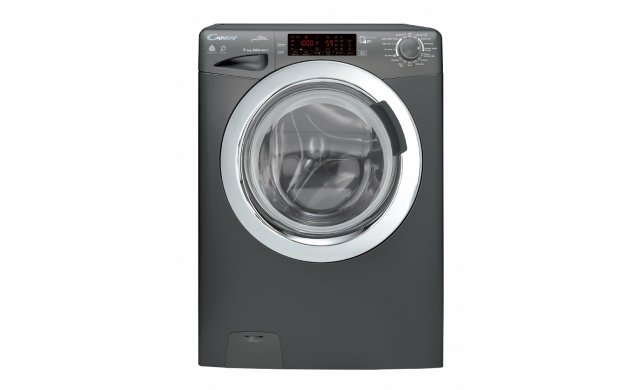 Candy Grand'o Vita 9Kg 1400RPM Front Loading Washer Dryer - Anthracite