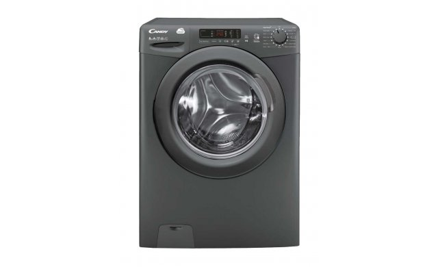 Candy Smart 8Kg Front Loading Anthracite Washing Machine