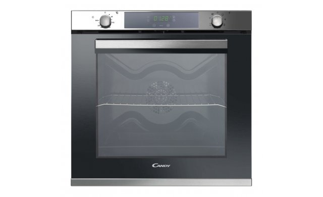 Candy Maxi 60cm 78L Built in Multifunction Electric Oven - Inox - FCXP615X