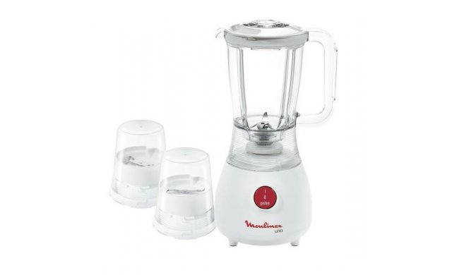 Moulinex Uno Blender with 2 attachments