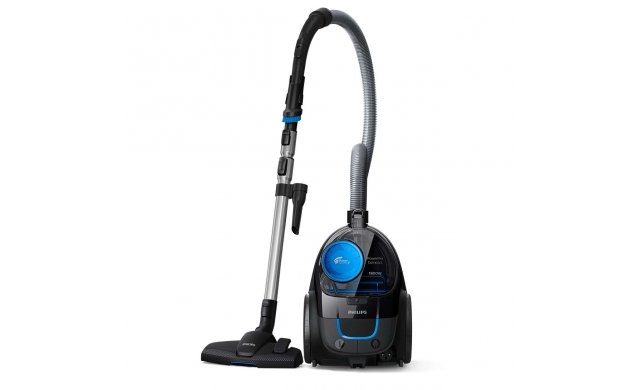 Philips PowerPro Compact Bagless Vacuum Cleaner with PowerCyclone 5 Technology - Blue & Black - FC9350/01
