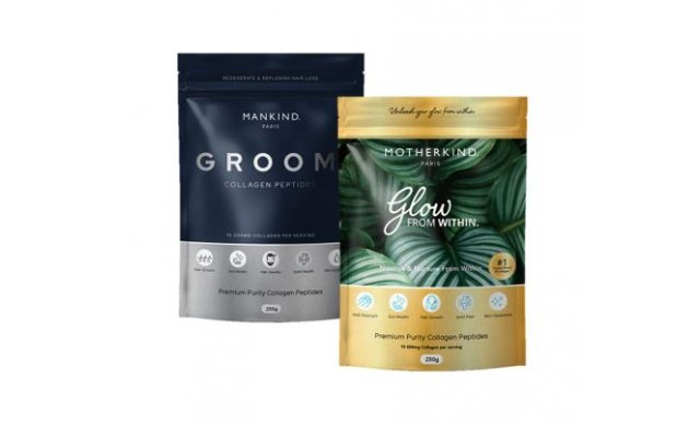 2 Pack - Groom Collagen & Glow from Within Collagen - 250g