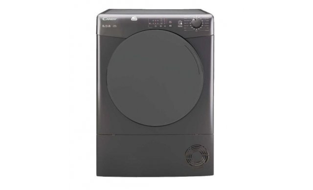 Candy Smart 8kg Front Loading Anthracite Tumble Dryer