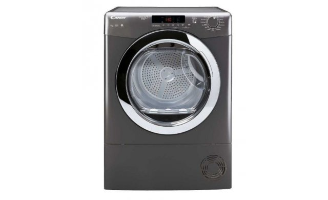 Candy Grand'o Vita 9kg Front Loading Tumble Dryer - Anthracite - GVSC9DCGR-ZA