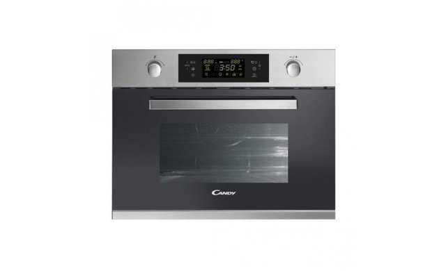 Candy Compact Oven 60cm - 44L - Convection (MW+GRILL+OVEN) - Inox - MIC440VTX