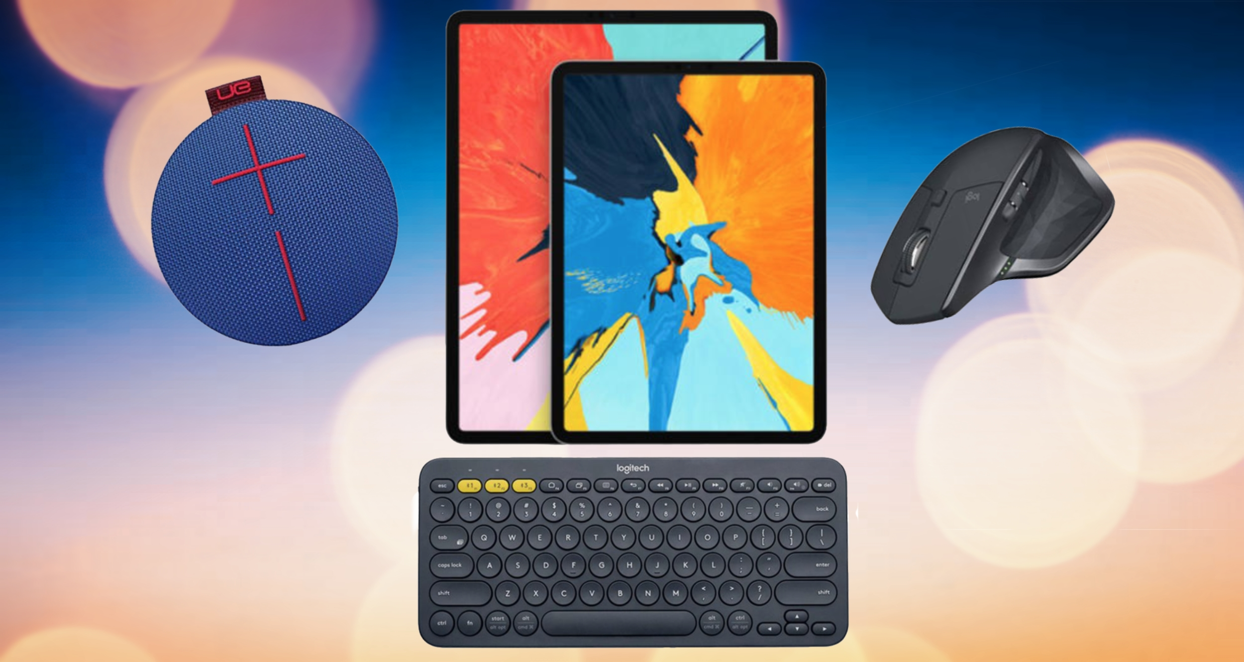 Transform your iPad with Logitech
