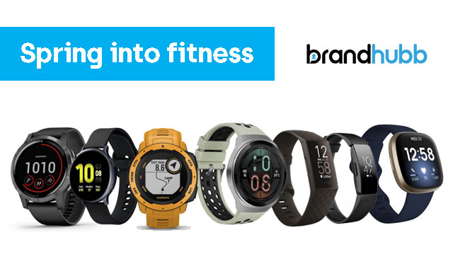 Spring into fitness with the most popular fitness trackers in SA!