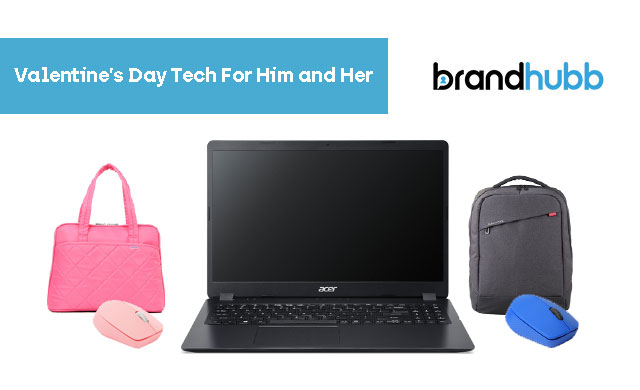 Valentine's Day Tech For Him and Her