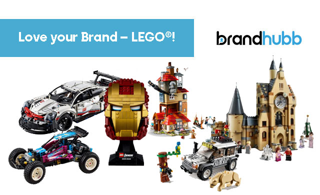 Love your Brand – LEGO®!