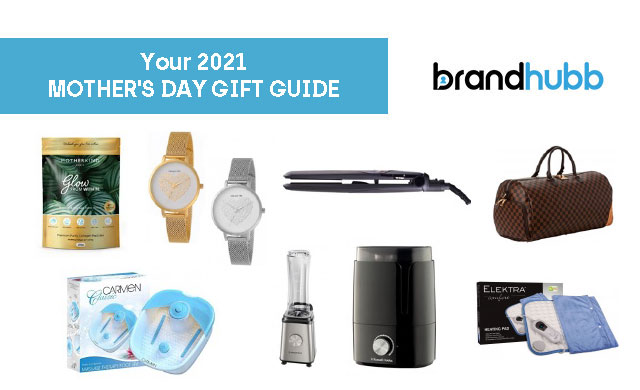 Your 2021 MOTHER'S DAY GIFT GUIDE