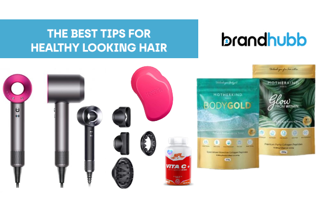 The Best Tips for Healthy Looking Hair